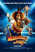 Мадагаскар 3 / Madagascar 3: Europe\'s Most Wanted (2012) 1080p HDTV.  Трейлер №2