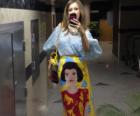 Уродливый наряд Ксении Собчак шокировал поклонников