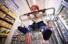 Продуктовые тележки в супермаркетах грязнее общественных туалетов