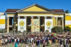 Жители и гости Ставрополя с небывалым размахом отметили День города и края
