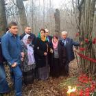 Ставропольская делегация почтила память 6 роты псковских десантников в Чечне