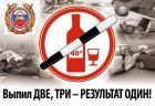 Накануне праздников Госавтоинспекция Ставрополья усилит контроль за нетрезвыми водителями