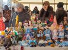 В Ставрополе открылась большая предновогодняя ярмарка