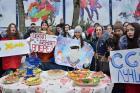 В Татьянин день Андрей Джатдоев обрубил  «хвосты» студентам Ставрополя