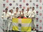 Ставропольцы триумфально выступили на всероссийском турнире по каратэ