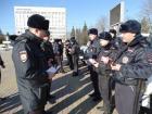 ВСтаврополе прошел общегородской инструктаж нарядов полиции