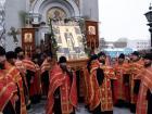 По Ставрополю 2 апреля пронесут крест, освящённый вИерусалиме