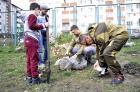 Первый общегородской санитарный день прошел в Ставрополе