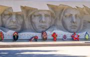 В Ставрополе прошла торжественная линейка «На посту у памяти»