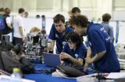 НаСтаврополье пройдёт открытый чемпионат края поробототехнике среди школьников