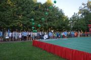 Почти три тысячи школьников принял детский центр «Солнечный»