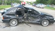 ВИзобильненском районе столкнулись две легковушки, пострадали пять человек