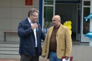 ВАлександровском районе открыли современный бассейн