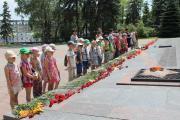 Ставропольские активисты ОНФ провели благотворительную акцию в День памяти и скорби