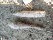 НаСтаврополье обнаружили наполе фермерского хозяйства снаряды ВОВ