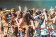 Две тысячи молодых ставропольчан посетили праздник на Крепостной горе