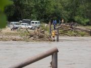 На восстановление водовода в Кочубеевском районе уйдет около полутора месяцев