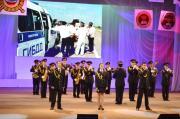 В Ставрополе отметили 80-летний юбилей Госавтоинспекции МВД России