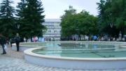 В Пятигорске дети сломали городской светомузыкальный фонтан