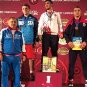 Ставропольские борцы привезли медали из Швеции