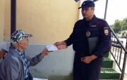 НаСтаврополье полицейские провели акцию «Осторожно— мошенники»