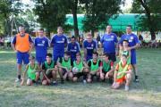 Ставропольские автоинспекторы провели дружеский матч пофутболу своспитанниками лагеря