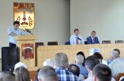 Руководитель УМВД по городу Ставрополю отчитался перед населением