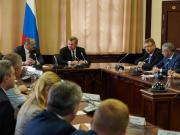 Главам регионов СКФО представили Олега Белавенцева