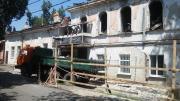 В Ставрополе начали восстанавливать сгоревший дом по улице Ясеновской