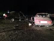 На Ставрополье столкнулись две легковушки, трое пострадали