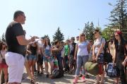Нафорум «Машук-2016» отправились 200 участников изСтаврополя