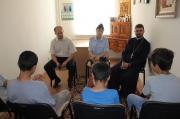 Общественный совет при краевой полиции посетил Центр временного содержания несовершеннолетних