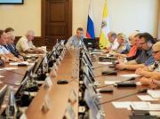 В правительстве обсудили проведение Дня края и Дня Ставрополя