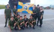 Ставропольские кадеты привезли с«Бородино-2016» 10 призовых мест