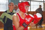 Боксёр изНевинномысска победил напервенстве России