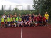 В Ставрополе пять дворовых команд по мини-футболу вышли в финал