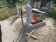 На Ставрополье пьяный вандал устроил погром на кладбище