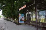 ВСтаврополе доконца года установят более полусотни новых остановочных павильонов