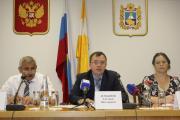 Крайизберком опредилил места партий в бюллетене на выборах в Думу Ставрополья