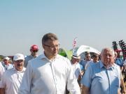 НаСтаврополье открылась ежегодная выставка «День поля»